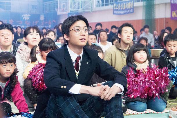 映画チアダンの健太郎