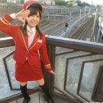 木村裕子(鉄道アイドル)の年齢や彼氏は?オススメおもしろ鉄道はどこ?