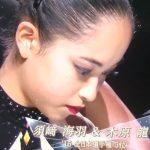 須崎海羽(アイスダンス)の高校は?可愛すぎる演技と出身も!