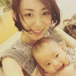 横峰沙弥香(まめ日記)の旦那と子供のブログ年収や人気の理由が気になる