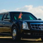 アメリカの大統領専用車キャデラックのスペックがすごい!内装や価格は?