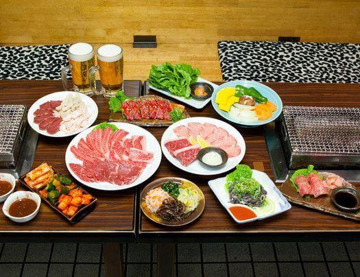 喜楽園鶴橋店 焼き肉屋