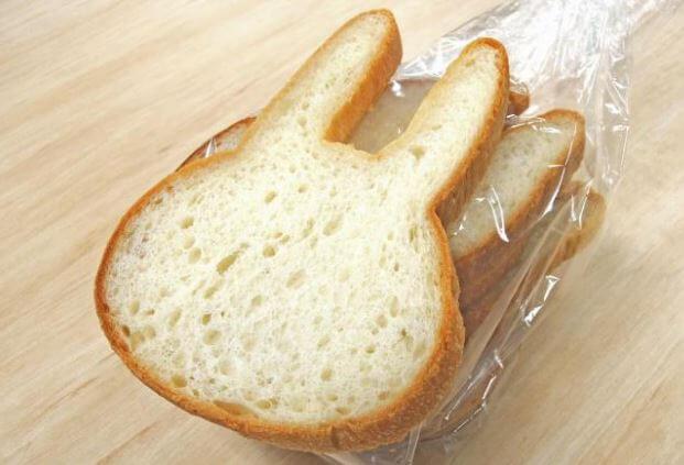 ウサギ食パン