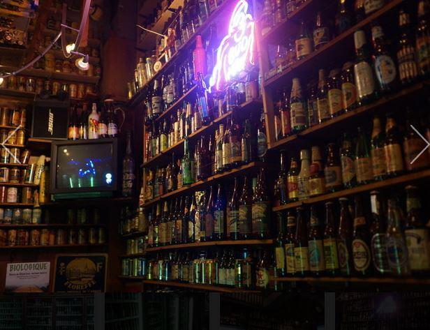 ショシャーナの麦酒停のビール