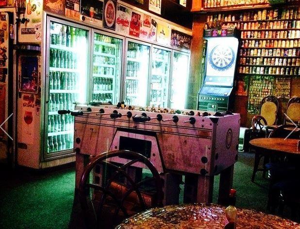 ショナカフマンの麦酒停