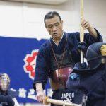 岩波吉雄の剣道とダンスのコラボ!道場の場所と入会方法や職業は何?