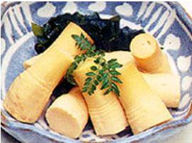 京たけのこの若竹煮