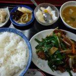 三河屋(葛飾区)のレバニラ定食の中華のお店はどこ?値段や評判は?