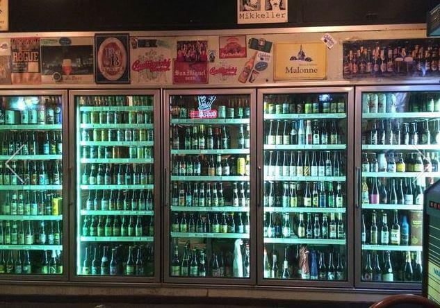 ショシャーナカフマンの麦酒停のビール