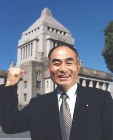 吉野正芳復興大臣