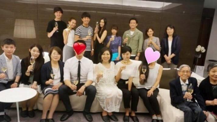 加賀谷真理の夫の誕生日会
