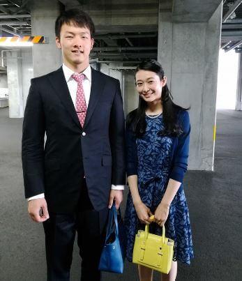 Karuna(カルナ)と薮田和樹投手