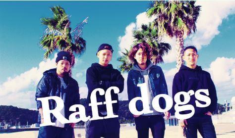 Raff dogs(ラフドックス)