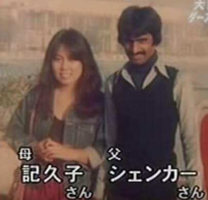 ダースローマシュ匡の両親