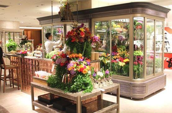 東信の花屋の場所