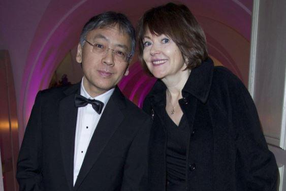 イシグロカズオと妻