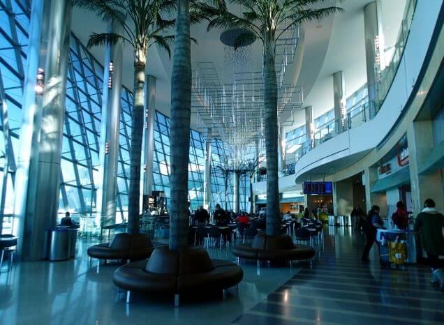 サンディエゴ空港