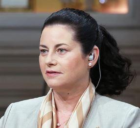 マクドナルド女社長 サラカサノバ