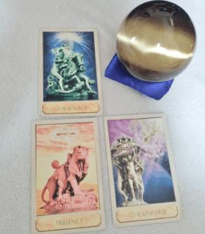 タロット 桜のタロットカード
