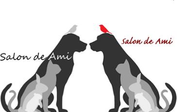 川崎サロン Salon de Ami(サロン デ アミ)看板