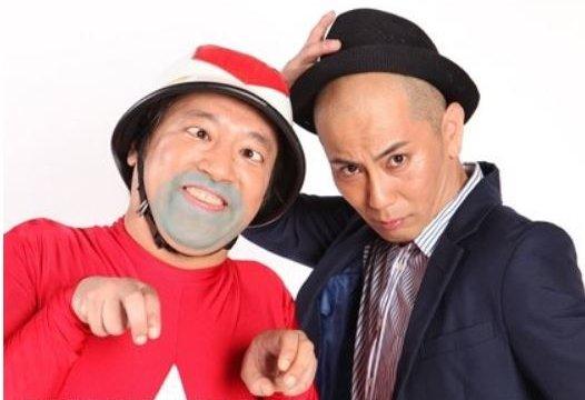 お笑い芸人5GAP・秋本智仁(あきもとともひと)と久保田賢治(くぼたけんじ)